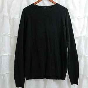 J.CREW Crew Neck Lambswool Sweater XL